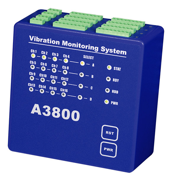 A3800 – Compact size on-line monitoring system | Adash