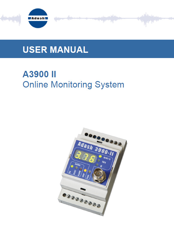 Manual A3900 online manual