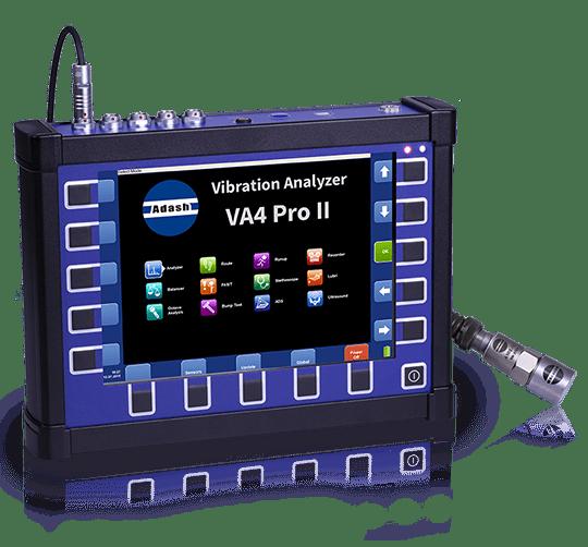 A4900 Vibrio M Ex Vibration Meter Analyzer And Data
