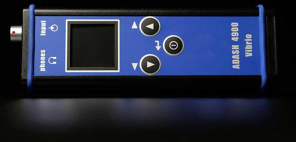 A4900 Vibrio M – Vibration Meter, Analyzer and Data