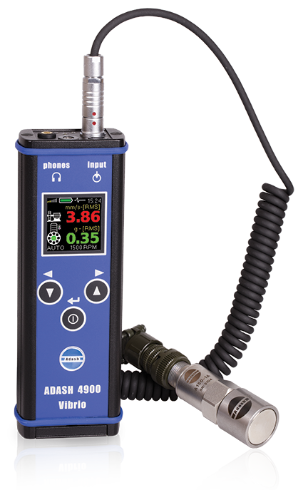 A4900 Vibrio Vibration analyzer