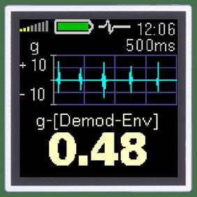 A4900 Vibrio time signal