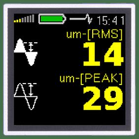A4900 Vibrio M Vibration Meter Analyzer And Data