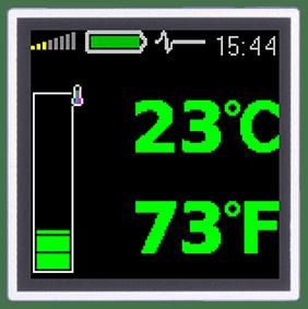 A4900 Vibrio Temperature